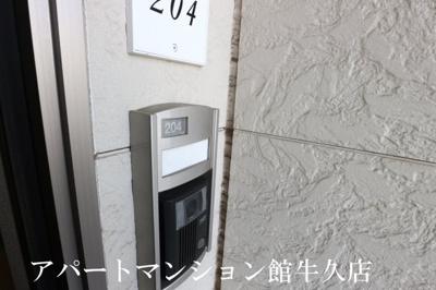 【玄関】セレッソ参番館