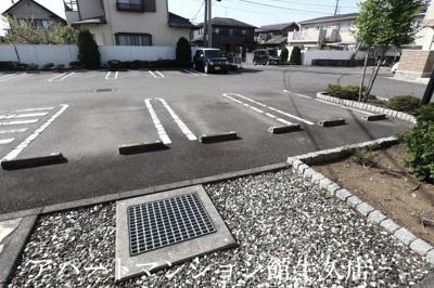 【駐車場】セレッソ参番館