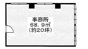 【外観】宝永ビル