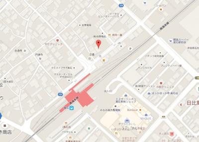 【地図】KKビル テナント