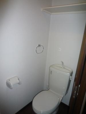 【トイレ】アザレア