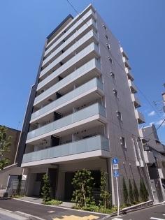 【外観】アビタシオン神楽坂