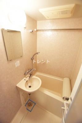 【浴室】デュオスカーラ御茶ノ水Ⅱ