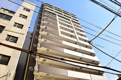 【外観】ノーブルコート堺筋本町