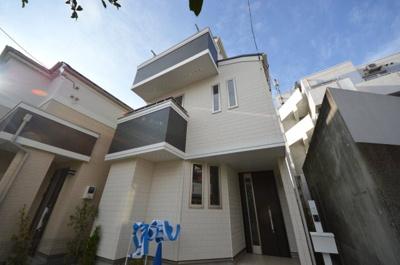 【外観】ハートフルタウン大田区西蒲田Ⅳ 新築戸建