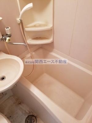 【浴室】プレアール中垣内