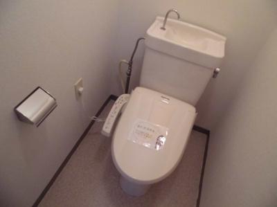 【トイレ】D-room(大和)スカイハイツ諏訪