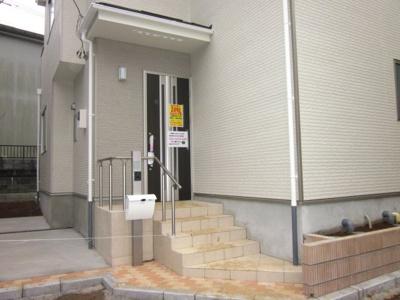 【外観】さいたま市見沼区小深作 住宅性能評価書付新築分譲住宅全2棟