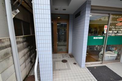 【エントランス】ルベール六甲