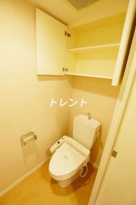 【トイレ】カスタリアお茶の水
