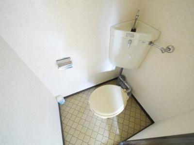 【トイレ】メゾン稔台