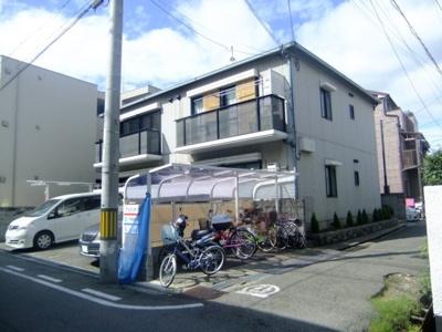 【外観】アビタシオン武庫川