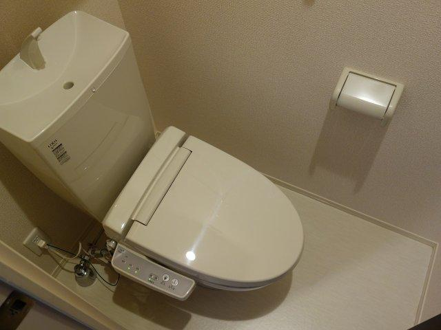 【トイレ】サンハイム安堂