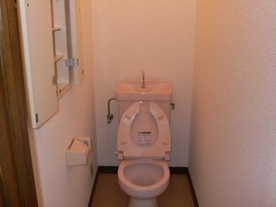 【トイレ】スイートホーム21