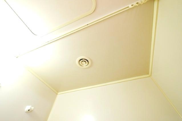 浴室換気扇です