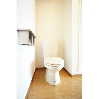 マリンパレス登戸のトイレ