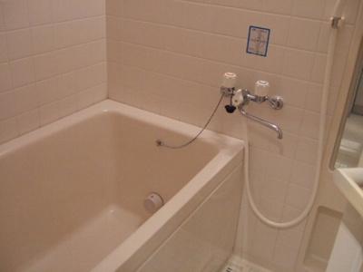 【浴室】ロイヤルコーポ椿森