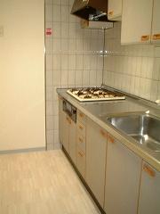 【キッチン】ロイヤルコーポ椿森
