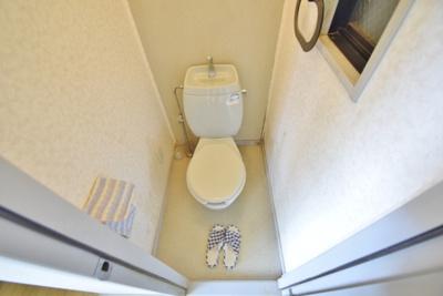 【トイレ】ツインハイツ北棟