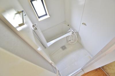 【浴室】ツインハイツ北棟