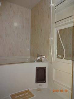 【浴室】サンピア植田