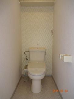【トイレ】サンピア植田