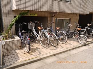 敷地内に、専用駐車場があります。