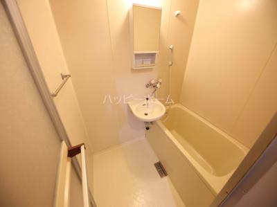 【浴室】津南コーポラス