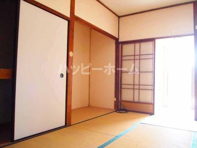 【寝室】池田アパート 南棟