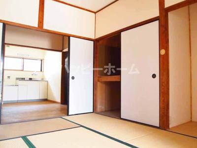 【浴室】池田アパート 南棟