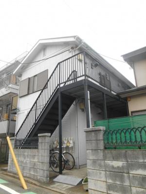 【外観】杉山アパート
