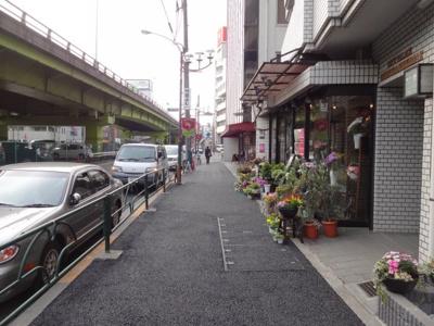 【周辺】ホーユウパレス鶯谷駅前