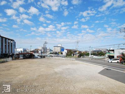 【展望】富岡町貸店舗、事務所