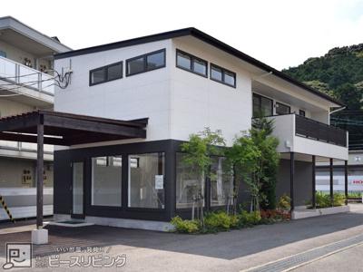 【外観】富岡町貸店舗、事務所