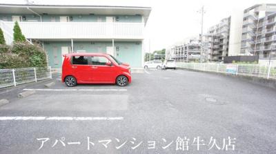 【駐車場】ルクリア