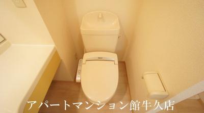【トイレ】ルクリア