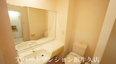 【洗面所】ルクリア