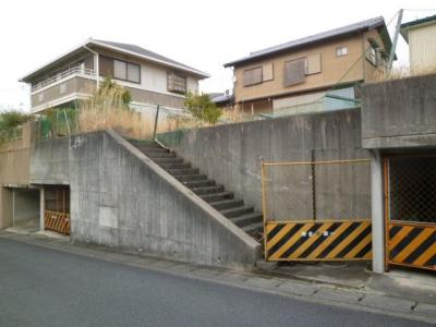 【外観】亀岡市南つつじヶ丘 建築条件付土地