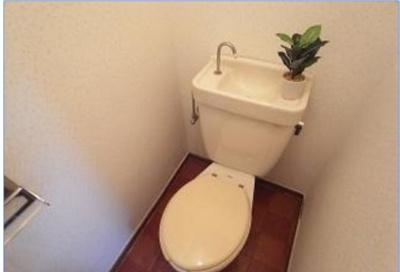 【トイレ】アーバン牛久B号館