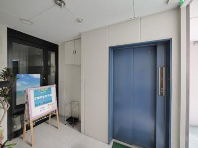 【エントランス】艸香駅前ビル