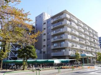 RC造のしっかりした建物で、閑静な住宅街に立地しています。。