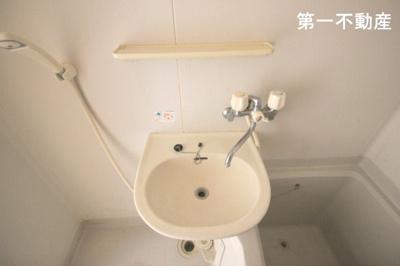 【洗面所】アスタ.ラ.ビスタ