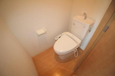 【トイレ】フローラルコート豊中