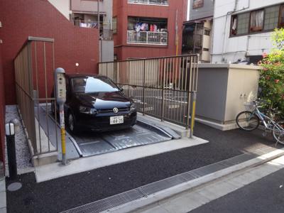 【駐車場】フィース日暮里
