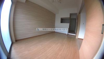 【居間・リビング】イーストレジデンス