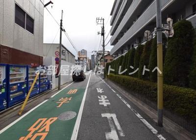 【周辺】ワコービル飯田橋