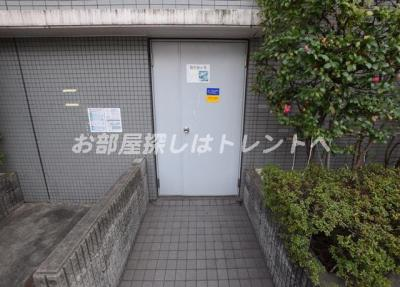 【その他共用部分】ワコービル飯田橋