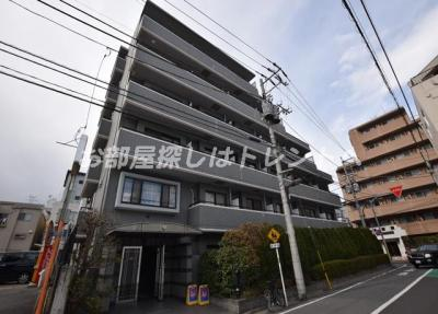 【外観】ワコービル飯田橋