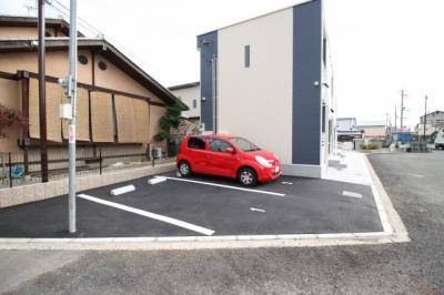 【駐車場】レオネクストかぐや