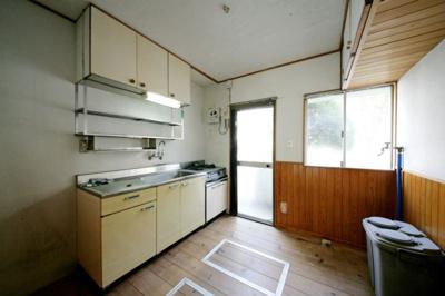 西公園下住宅4号棟(2LDK) キッチン